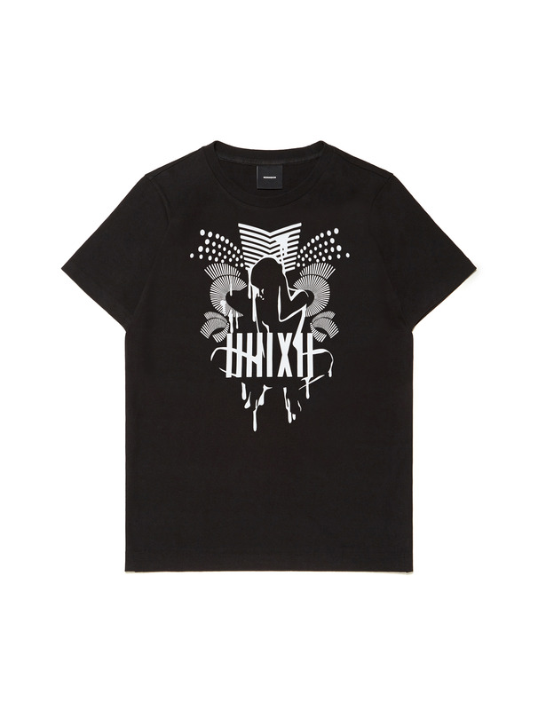 [NONA9ON] STRIPPER GRAPHIC T-SHIRT