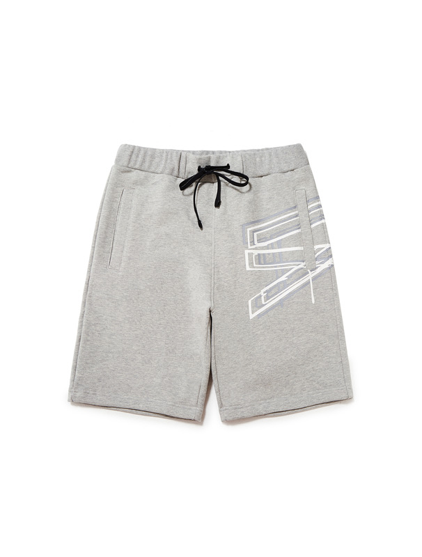 [NONA9ON] ROMAN 9 SWEATSHORTS