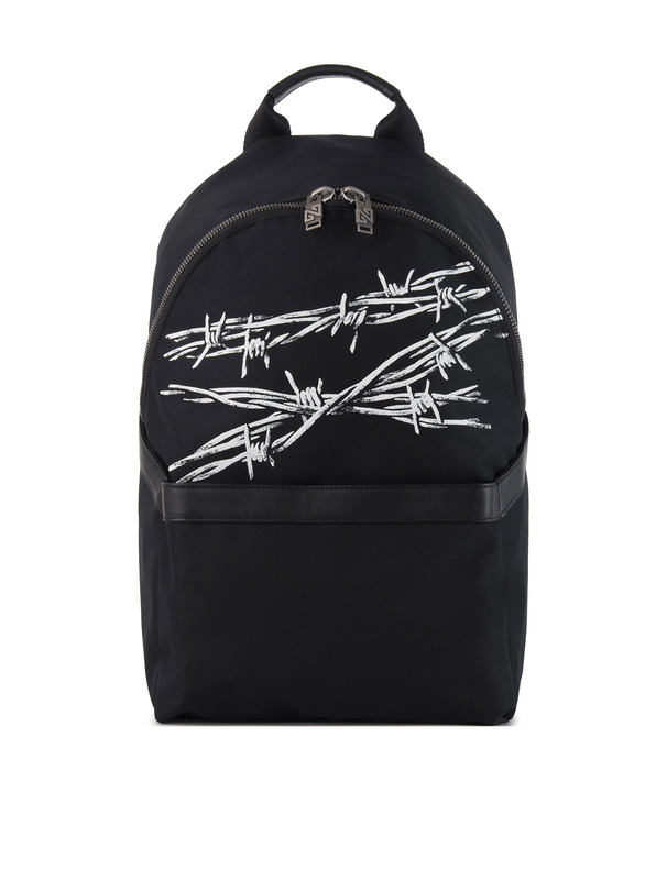 [NONA9ON] BARBWIRE ROMAN 9 BACKPACK