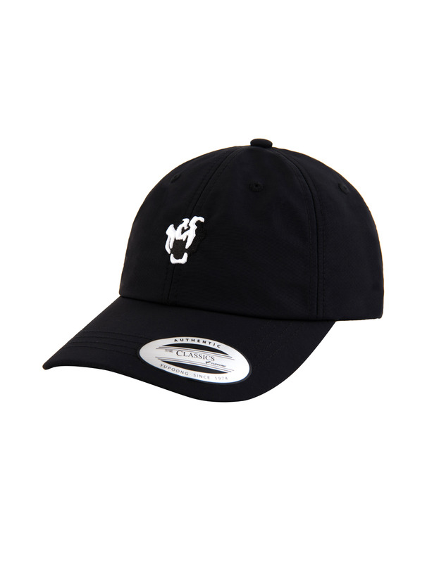 [NONA9ON] MINI TIGER SKULL EMBROIDERY BALLCAP
