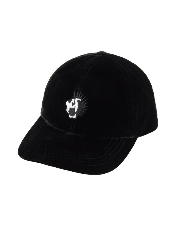 [NONA9ON] KROAR  VELVET BALL CAP