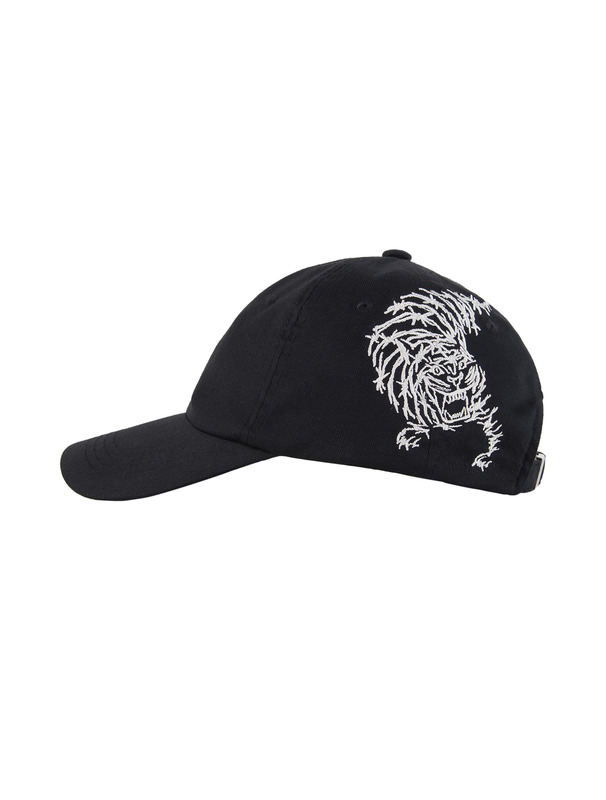 [NONA9ON] BARBWIRE TIGER BALL CAP