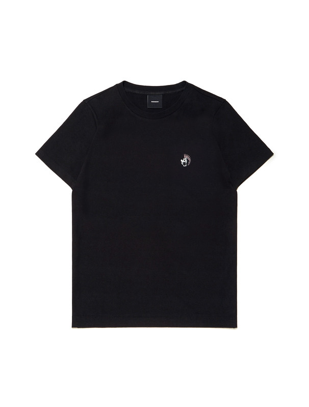 [NONAGON] KROAR EMBROIDERED T-SHIRT
