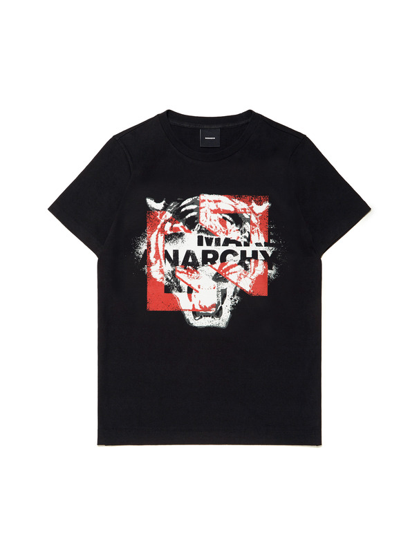 [NONA9ON] N TIGER GRAPHIC T-SHIRT