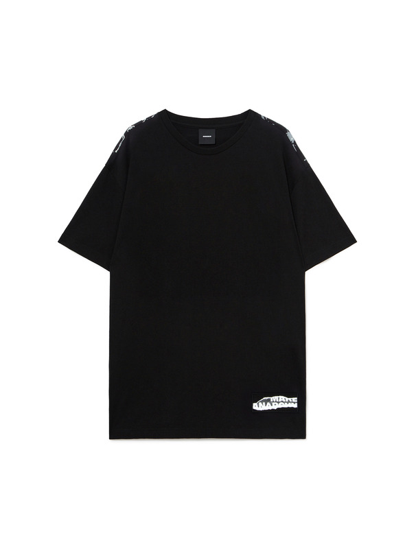 "[NONAGON] ""N GUY"" GRAPHIC T-SHIRT"