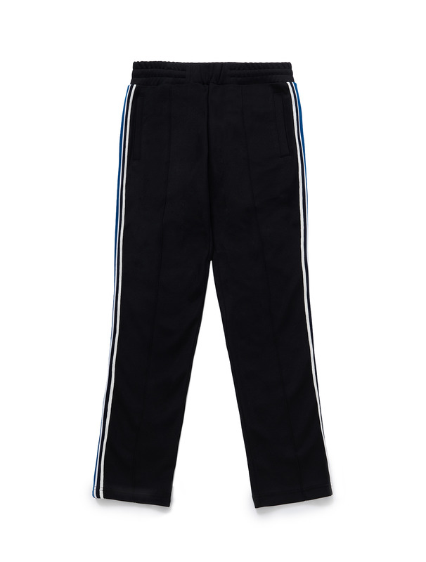 [NONAGON] STRIPED TAPE TRACK PANTS