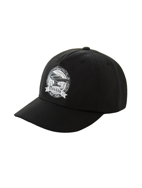 [NONA9ON] SKATEBOARD SNAPBACK
