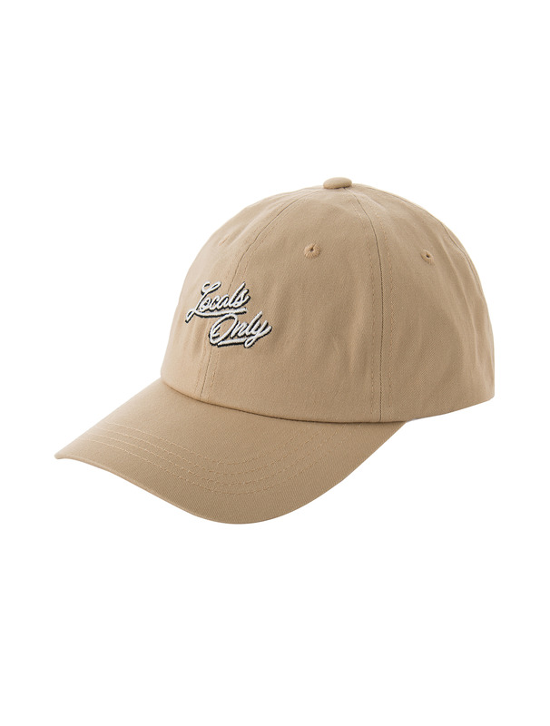 [NONA9ON] LOCALS ONLY BALLCAP