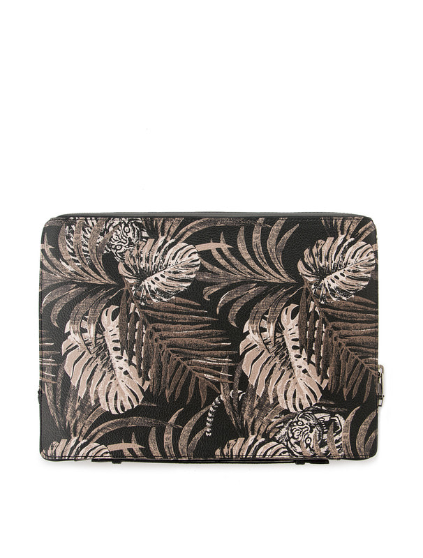 [NONAGON] SEASON MOTIF PRINT CLUTCH