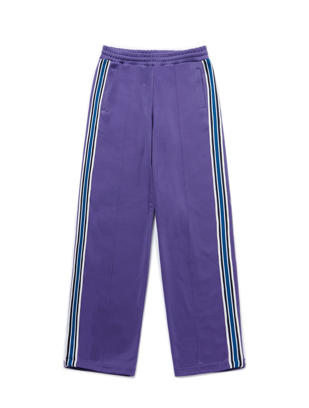 [NONAGON] STRIPE TAPED TRACK PANTS