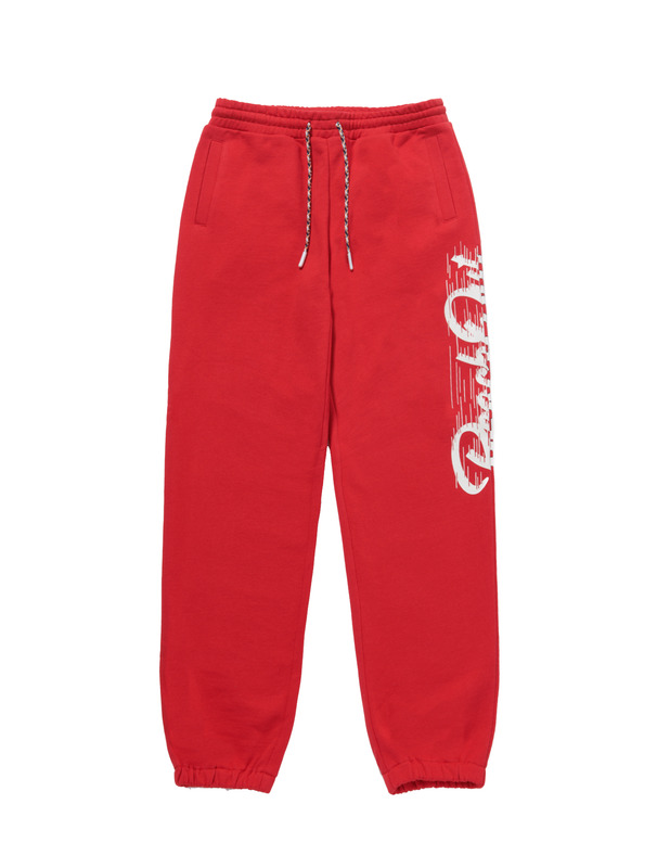 "[NONAGON] ""REACH OUT""SWEATPANTS"