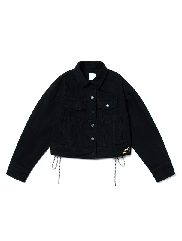 [PRE-ORDER] EMBROIDERED DENIM JACKET