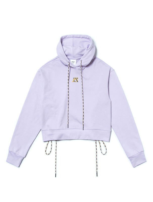 [NONA9ON] EMBROIDERED HOODIE
