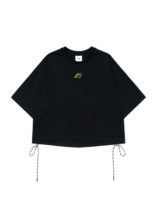 [NONA9ON] EMBROIDERED T-SHIRT