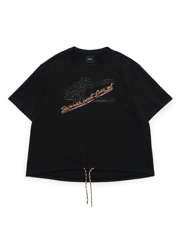 [NONAGON] PALM ROMAN 9 GRAPHIC T-SHIRT
