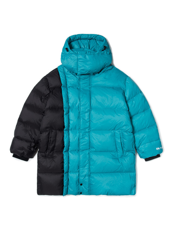 [PRE-ORDER] DETACHABLE ARM LONG DOWN JACKET