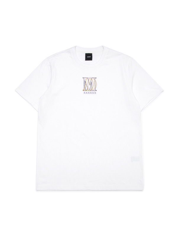 [NONAGON] EMBROIDERED T-SHIRT