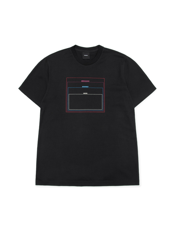 [NONAGON] ALBUM GRAPHIC T-SHIRT