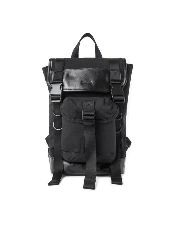 [NONAGON] NYLON BACKPACK