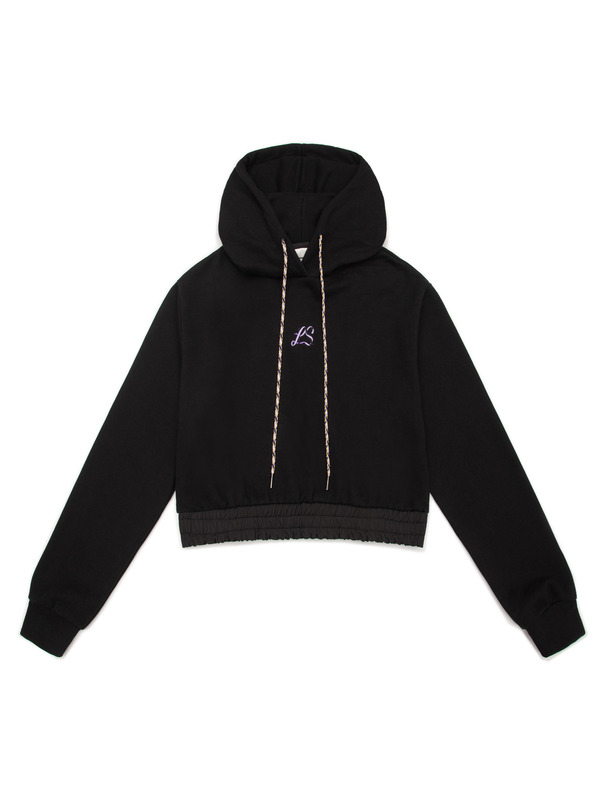 [NONAGON] EMBRODERED HOODIE